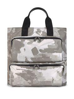 Dolce & Gabbana сумка-тоут с камуфляжным принтом