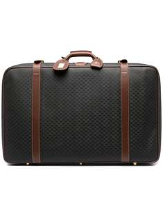 Gucci Pre-Owned чемодан 2000-х годов с логотипом GG