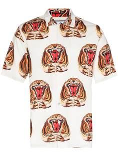 Endless Joy рубашка с короткими рукавами и принтом