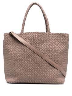 Officine Creative плетеная сумка-тоут OC Class