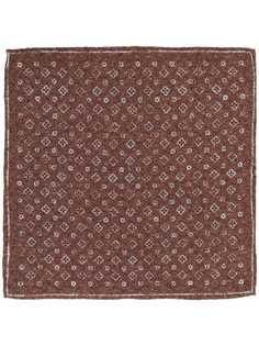 Lady Anne платок-паше с цветочным принтом
