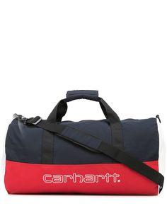 Carhartt WIP дорожная сумка с логотипом