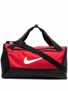 Nike дорожная сумка Brasilia с логотипом