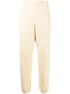 Les Tien спортивные брюки с эластичным поясом