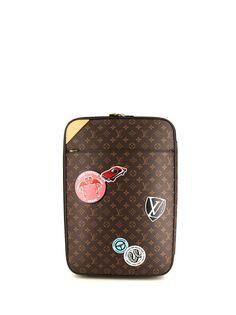 Louis Vuitton чемодан Pegase 55 2016-го года