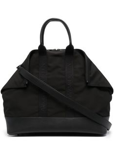 Alexander McQueen сумка-тоут De Manta с логотипом