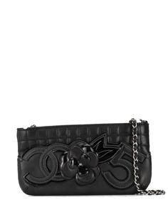 Chanel Pre-Owned сумка на плечо Camellia No.5 2006-го года