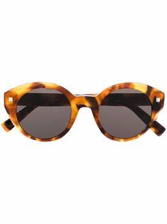 Max Mara tortoiseshell cat-eye sunglasses