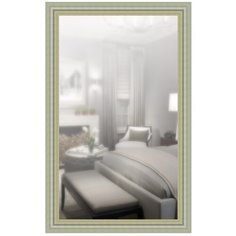 Зеркало в широкой раме 50 x 80 см, модель P047043 Аурита