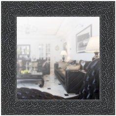 Зеркало в широкой раме 50 x 50 см, модель P070039 Аурита