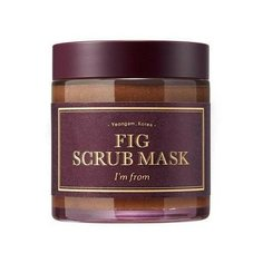 Скраб - маска с экстрактом инжира | I m from Fig Scrub Mask 120 g