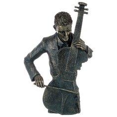 Статуэтка звуки музыки 29х13,5 см серия фьюжн Lefard (154-586)