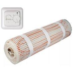Теплый пол под плитку 12 м2 + регулятор World Heat
