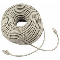 Патч-корд Cablexpert PP12-50M 50 м, серый