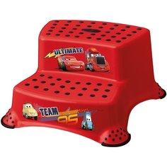 """Детский стульчик-подставка двойной с антискользящей функцией Keeeper igor """"cars"""""""