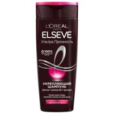 LOreal Paris шампунь Elseve Ультра Прочность укрепляющий для слабых, склонных к выпадению волос, 400 мл