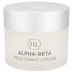 Holy Land Alpha-Beta With Retinol Restoring Cream Восстанавливающий крем с ретинолом для лица, шеи и области декольте, 50 мл