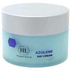 Holy Land Azulene Day Cream Классический увлажняющий и смягчающий крем для лица с успокаивающим и легким антикуперозным эффектом, 250 мл