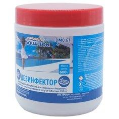 Aqualeon / Дезинфектор МСХ (медленный стаб. хлор в таблетках 200 г) 0,6кг.