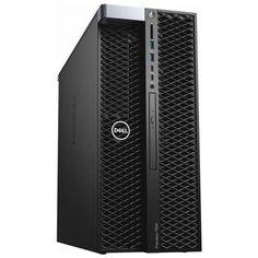 Рабочая станция DELL Precision T5820 (5820-2893) Intel Core i9-10920X/16 ГБ/1 ТБ SSD/NVIDIA GeForce RTX 3080/Windows 10 Pro черный