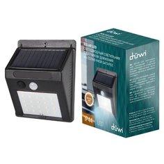 Светильник светодиодный аккумуляторный с датчиком движения Solar LED IP44 duwi 24297 0