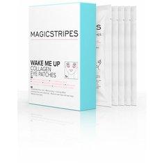 Коллагеновые патчи для кожи вокруг глаз Magicstripes, 5 пар. Немецкая косметика