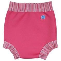 Плавки-подгузник Splash About, розовый, р-р M