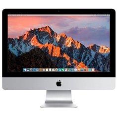 "Моноблок Apple iMac (Retina 4K, середина 2020 г.) MHK33RU/A Intel Core i5 3600 МГц/8 ГБ/SSD/AMD Radeon RX 560/21.5""/4096x2304/MacOS"