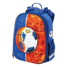 Юнландия Ранец Extra Sports ball (228802), синий
