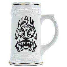 Пивная кружка Татуировка сумоист Drabs