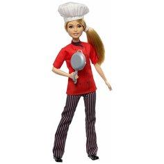Кукла Barbie Кем быть? Шеф-повар, FXN99