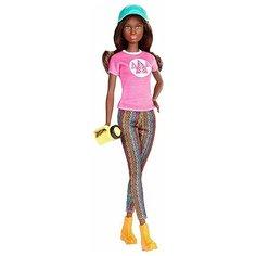 Кукла Barbie Веселый кемпинг Никки, 29 см, FTK24