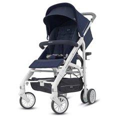 Прогулочная коляска Inglesina Zippy Light, Midnight blue, цвет шасси: белый