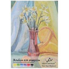 Альбом Vista-Artista 29.7 х 21 см (A4), 230 г/м², 12 л.