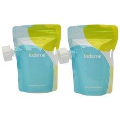 Kidsme Пауч-контейнер для кормления и хранения детского питания 1 шт