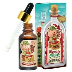 Elizavecca Farmer Piggy Rosehip Oil 100% Сыворотка для лица с маслом шиповника, 30 мл