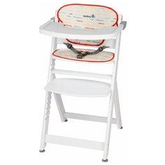 Растущий стульчик Safety 1st Timba, red lines/white wood