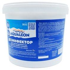 Aqualeon / Дезинфектор БСХ быстрый стаб. хлор в гранулах (ударный). 5кг.