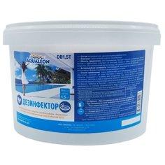 Aqualeon / Дезинфектор БСХ (быстрый стаб. хлор в таблетках 20 г) 1,5 кг.