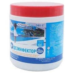 Aqualeon / Дезинфектор БСХ (быстрый стаб. хлор в таблетках 20 г) 0,5кг.