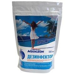 Дезинфектор Aqualeon БСХ (быстрый стаб. хлор в гранулах) 0,25 кг