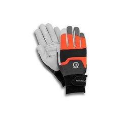 Перчатки с защитой от порезов бензопилой Husqvarna Functional 8р
