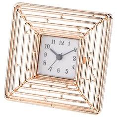 Часы настольные Lefard 14*14*11 см (06-242)