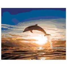 """Картина по номерам, 100 x 125, KTMK-13385, """"Живопись по номерам"""", набор для раскрашивания, раскраска"""