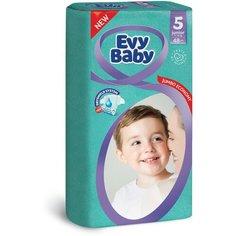 Evy Baby подгузники 5 (11-25 кг), 48 шт.