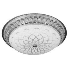 Потолочная светодиодная люстра - светильник MAROCCO CHROME 72W IP20 стекло, метал, до 20 кв.м. Estares