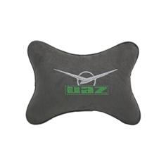 Подушка на подголовник алькантара D.Grey UAZ Vital Technologies