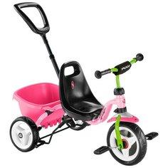 Трехколесный велосипед Puky Ceety 2020, pink/kiwi