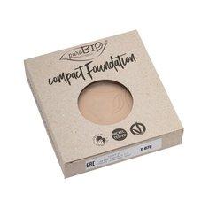 PuroBIO Тональное средство Compact Foundation Refill, 9 г, оттенок: 01