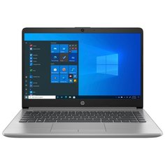"Ноутбук HP 245 G8 (AMD Ryzen 5 3500U 2100MHz/14""/1920x1080/8GB/256GB SSD/AMD Radeon Vega 8/Windows 10 Pro) 2X8A2EA, серебристый"